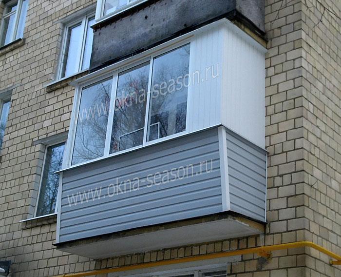 Разрешение на остекление балкона спб