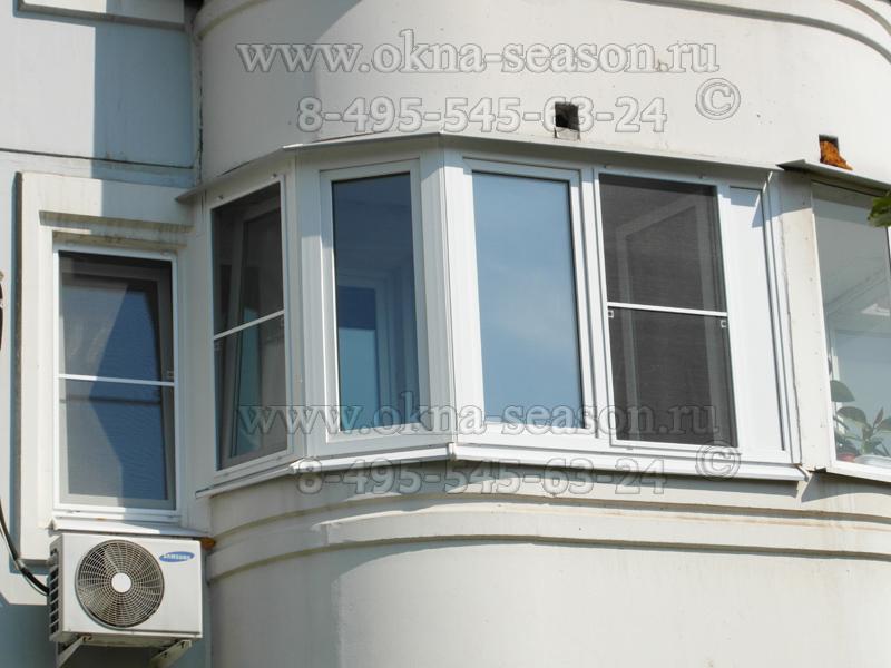 Стоимость и варианты остекление балкона в доме серии п-3м..