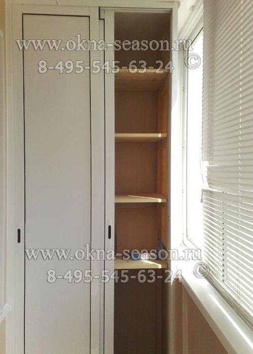 Встроенный шкаф купе своими руками видео